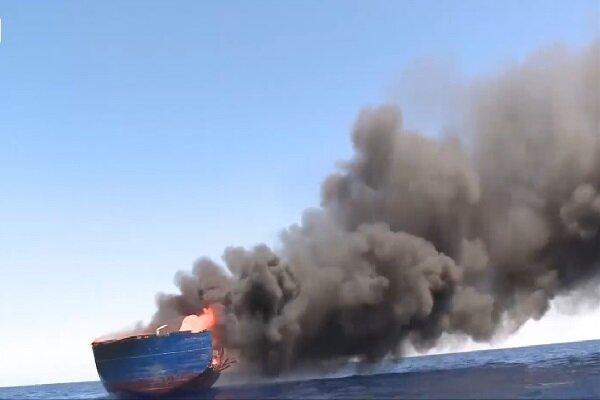 ائتلاف سعودی قایق های ماهیگیران یمنی را بمباران می کند