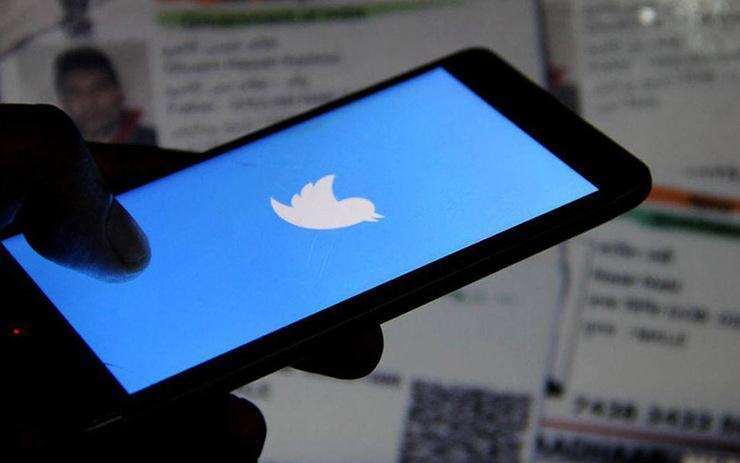 توییتر بعضی افراد سرشناس هک شد