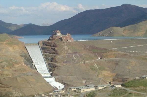 اختصاص 40 میلیون مترمکعب آب سد گاوشان برای تامین آب شرب و کشاورزی