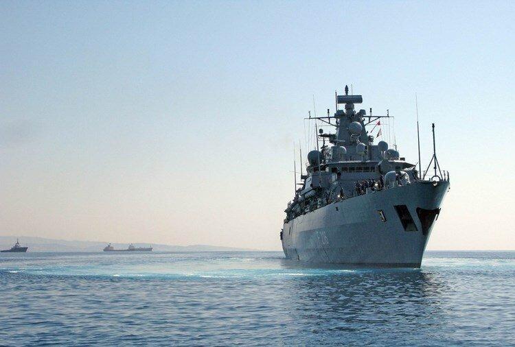اروپا کشتی اماراتی را توقیف کرد