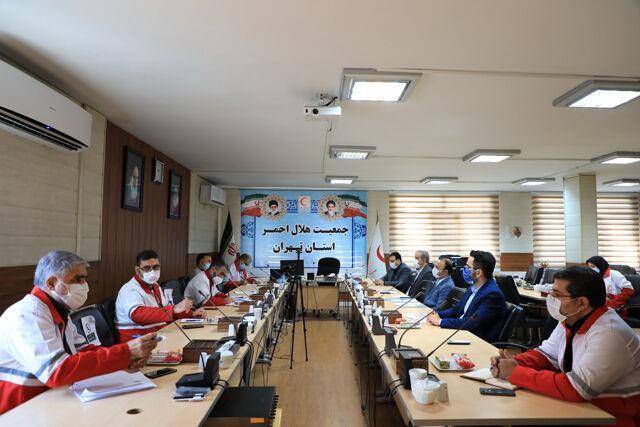 خبرنگاران توسعه ظرفیت امداد و نجات در تهران لازم است