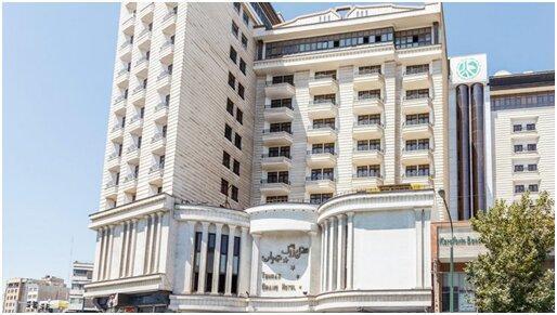 رزرو هتل های چهار ستاره تهران با قیمت مناسب در رهی نو