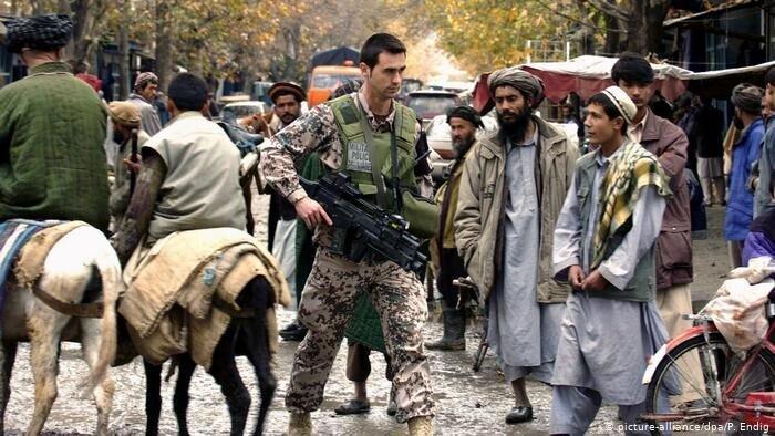 آلمان برای خروج از افغانستان آماده می شود