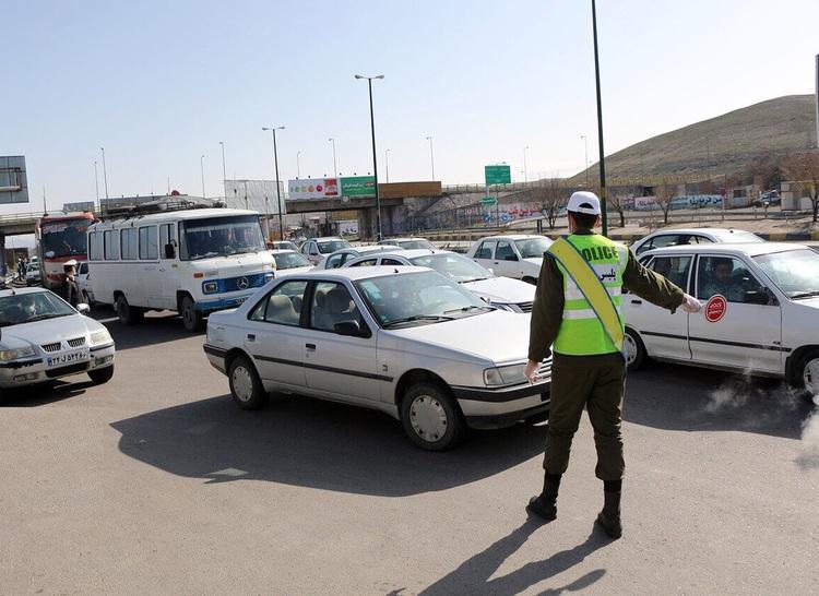 جزئیات منع عبور و مرور در 5 کلانشهر کشور