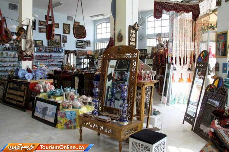 ایجاد بازارچه دائمی صنایع دستی در شهرستان ملایر