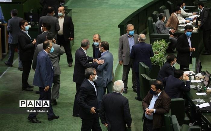 دستور کار صحن علنی مجلس تا آخر پاییز