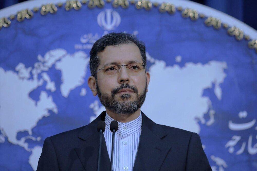 واکنش سخنگوی وزارت خارجه به خبر ابتلای ظریف به کرونا