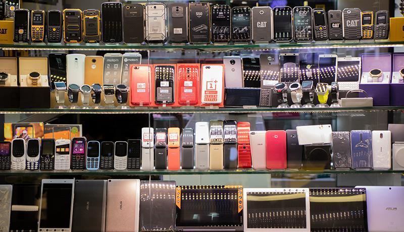 قیمت انواع گوشی امروز 17 آبان 99