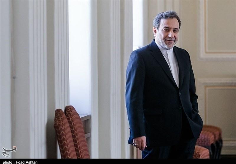 دیدار نماینده ویژه دبیرکل سازمان ملل در افغانستان و رئیس یوناما با عراقچی