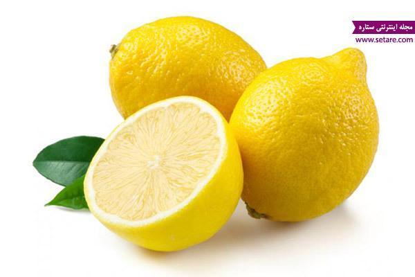 خواص لیمو ترش - جلوگیری از چین و چروک پوست با لیموترش