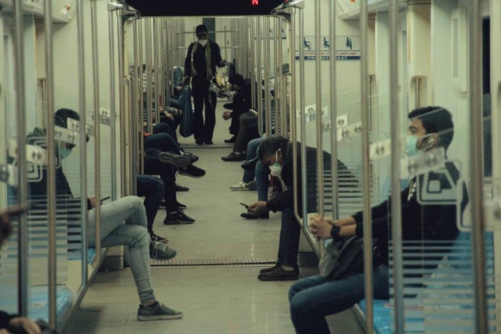 کاهش 31 درصدی مسافران متروی تهران و حومه