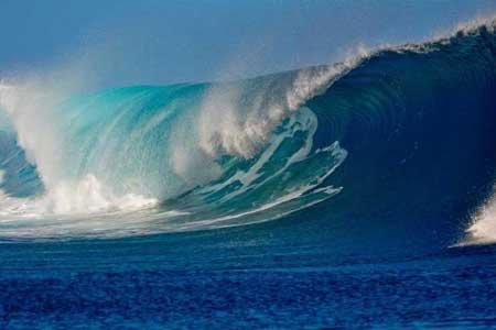 افزایش ارتفاع موج&zwnj تا دو متر در خلیج فارس