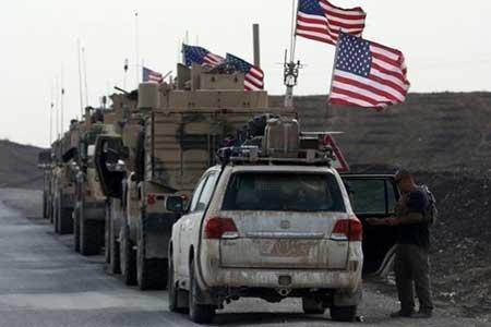 انفجار دوباره در جهت کاروان ائتلاف آمریکایی در عراق