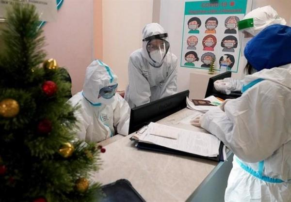 541 هزار فرد مبتلا به کرونا در روسیه تحت درمانند