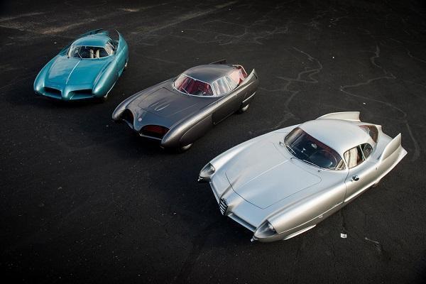 خودروهای کلاسیک خاص که با قیمت بالا به فروش رسیدند
