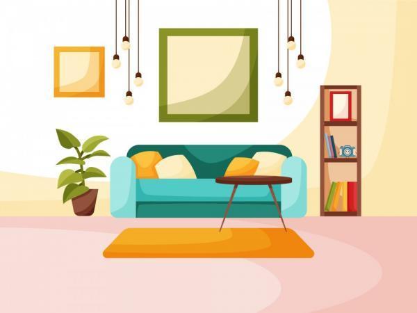 طراحی داخلی - معرفی شغل طراحی داخلی در آمریکا