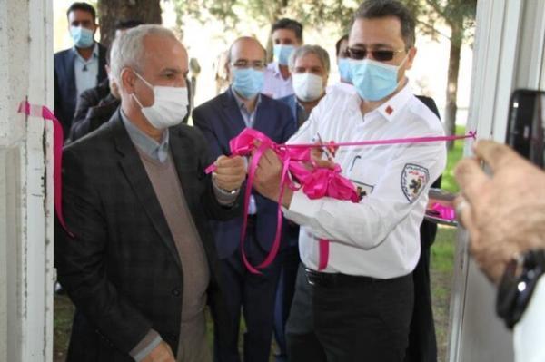 افتتاح 2 پروژه در دانشکده کشاورزی شیراز