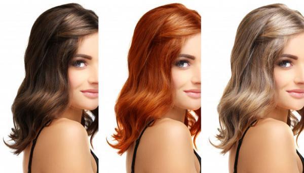 پاک کردن رنگ مو در خانه و با روش های طبیعی