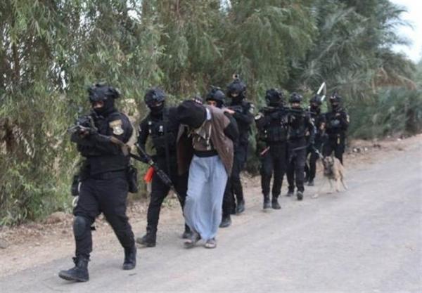 عراق، انهدام هسته تروریستی در صلاح الدین، حشد شعبی توطئه داعشی ها را خنثی کرد