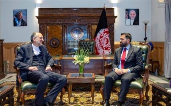 ایران و افغانستان برتقویت روابط دوجانبه تاکید کردند