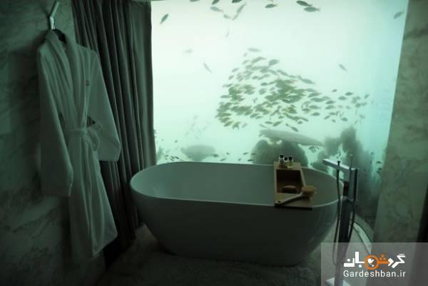 هتل های آکواریومی لوکس در دبی