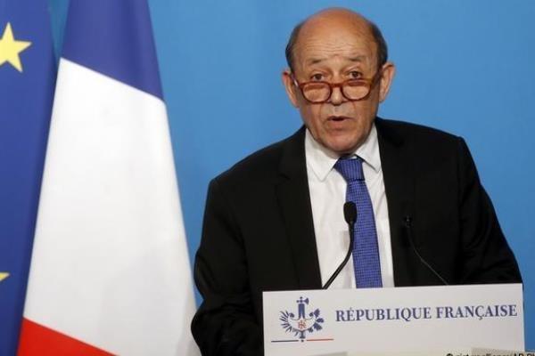 درخواست فرانسه از اتحادیه اروپا برای اعمال فشار بر مسئولان لبنانی خبرنگاران