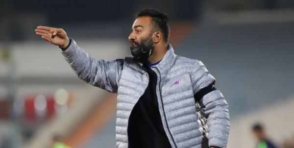 عمران زاده: امیدوارم استقلال با مربی جدید قهرمان گردد، 4 سال پیش بی چایی رفتیم امروز چایی دادند خبرنگاران