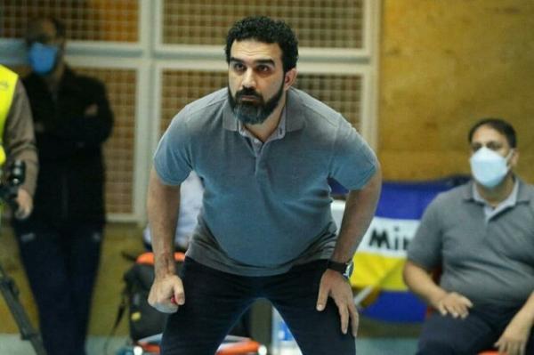 قهرمان واقعی والیبال ایران است، برای پیروزی امروز هم قسم شدیم