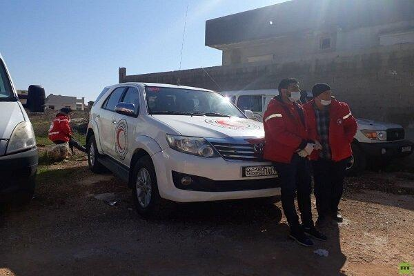 ممانعت گروه های مسلح از عبور شهروندان سوری از گذرگاه انسانی ادلب