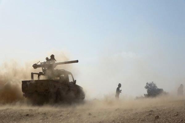 درگیری های شدید در نزدیکی شهر مأرب
