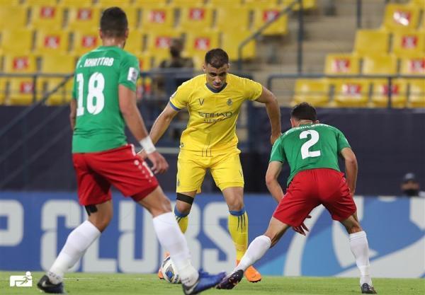 لیگ قهرمانان آسیا، پیروزی شارجه و تساوی النصر عربستان برابر الوحدت اردن