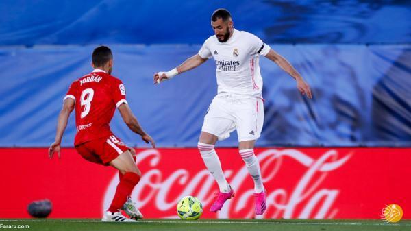 (ویدیو) خلاصه بازی رئال مادرید 2 - 2 سویا 19 اردیبهشت 00