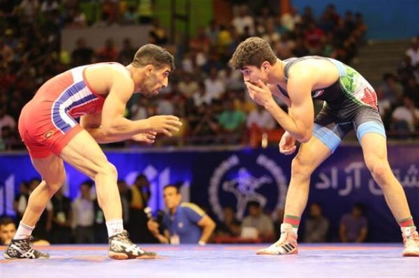 یزدانی با ضربه فنی المپیک را از دست داد، قیاسی مسافر توکیو شد