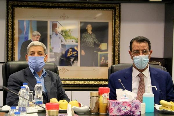 ابوالفضل پایداری: پیشنهاد برای سرمایه گذاری در عراق بررسی می شود