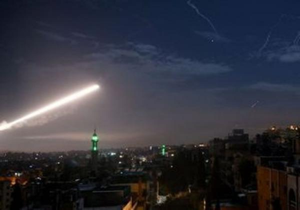 آمریکا حمله به پایگاه ائتلاف بین المللی در سوریه را تایید کرد