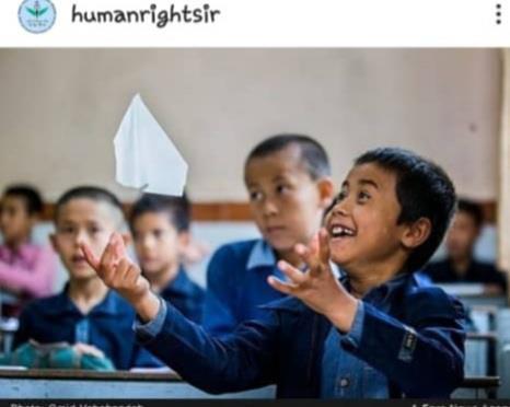 انتقاد ستاد حقوق بشر از فرایند های پیچیده اداری و موانع تحصیلی بچه ها افغانستانی