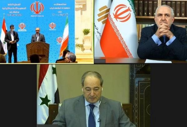 سرکنسولگری ایران در حلب افتتاح شد