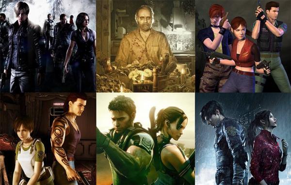 لیست کامل بازی های رزیدنت اویل از بدترین تا برترین