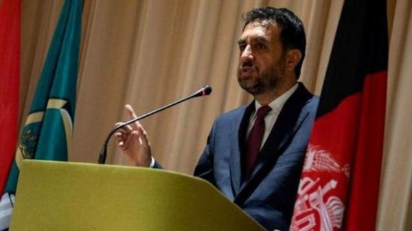 وزیر دفاع افغانستان: اینترپل اشرف غنی را بازداشت کند