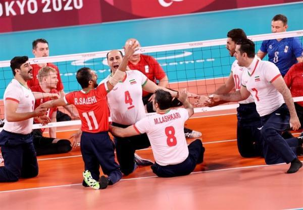 پارالمپیک 2020 توکیو، طلای تیم ملی والیبال نشسته؛ تقدیم همه مادران ایران