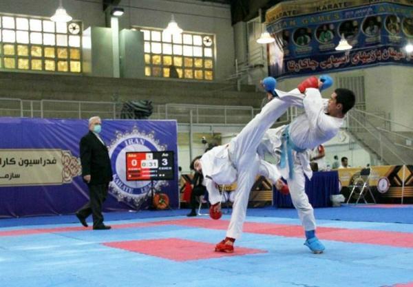 خاتمه مرحله چهارم اردوی تیم ملی کاراته، انتخابی درون اردویی 22 و 23 شهریور برگزار می گردد