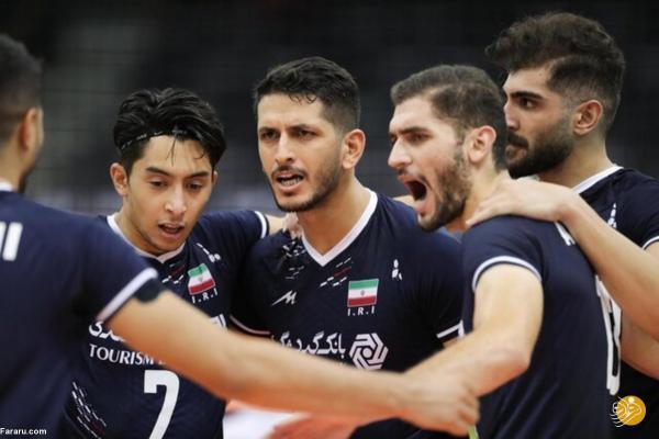 تور ارزان تایلند: ساعت بازی والیبال ایران - تایلند