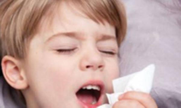 اگر کودک شما زیاد سرفه می نماید...