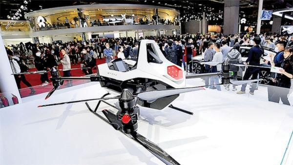 خودرو های پرنده از 2024؟